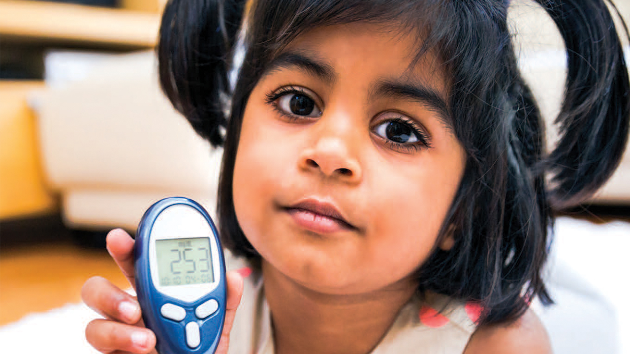 the issue of diabetes in the pediatric population Back to issue blood glucose monitors for the pediatric population october 15, 2009 for more information on diabetes and children.